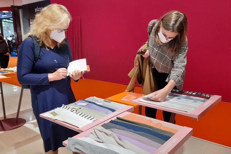 Inovação e sustentabilidade para mostrar têxteis em Paris