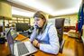 Secretária de Estado para a Inclusão, Ana Sofia Antunes