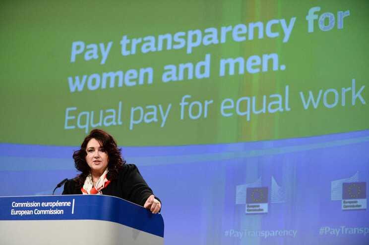 Helena Dalli, comissária para a Igualdade