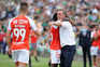 Sporting de Braga goleia modesto Moitense em dia de festa da Taça no Barreiro