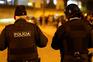 Quatro tiros disparados em direção a polícias que acabavam com festas