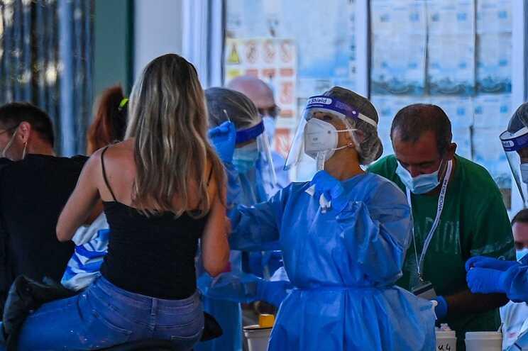 Desde o início da pandemia, foram registados 283.180 casos de contágio pelo novo coronavírus em Itália