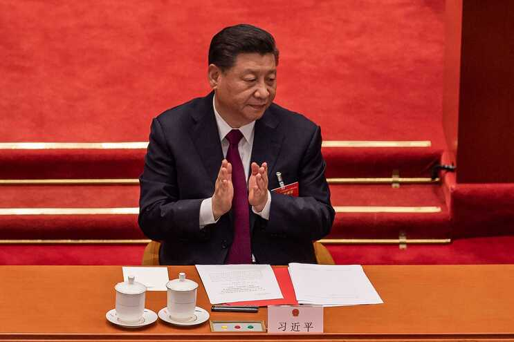 Presidente chinês, Xi Jinping