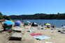 Diploma prevê a aplicação de multas caso sejam desrespeitadas as regras na praia, como o distanciamento