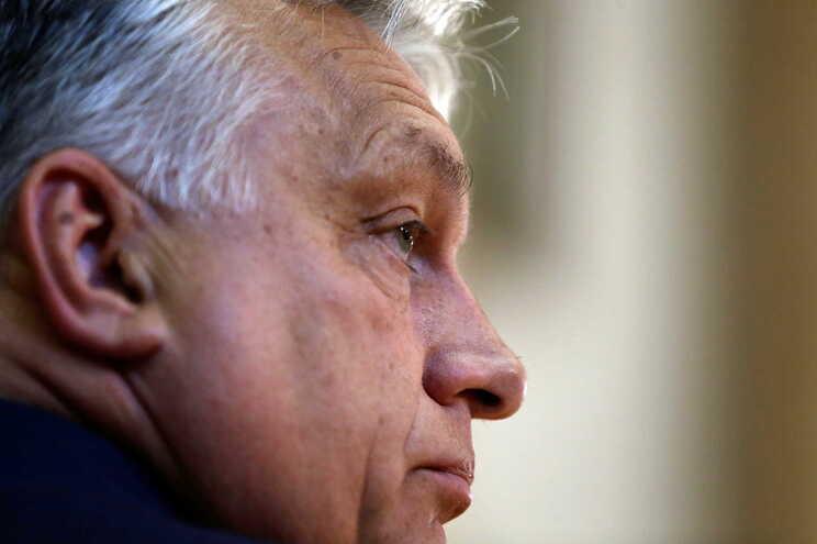 O primeiro-ministro da Hungria, Viktor Orban