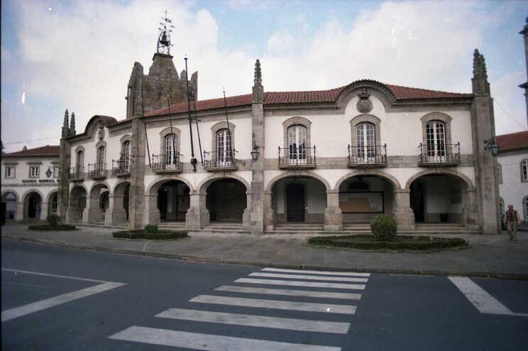 Edifício da Câmara Municipal de Caminha