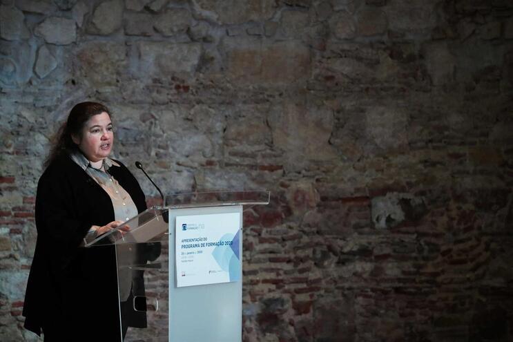 Ministra Alexandra Leitão