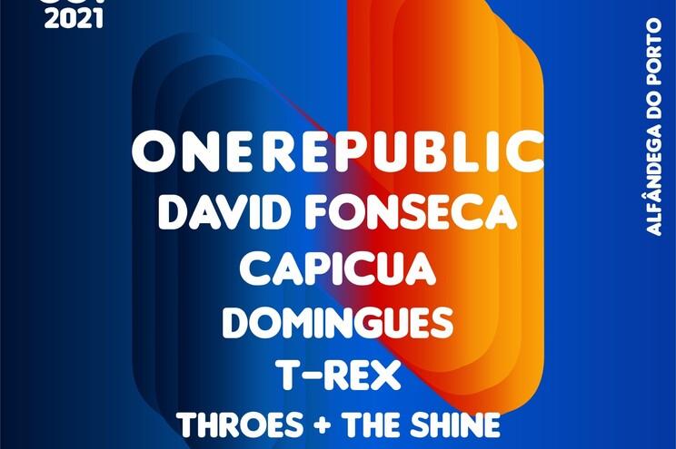 OneRepublic confirmados no North Music Festival