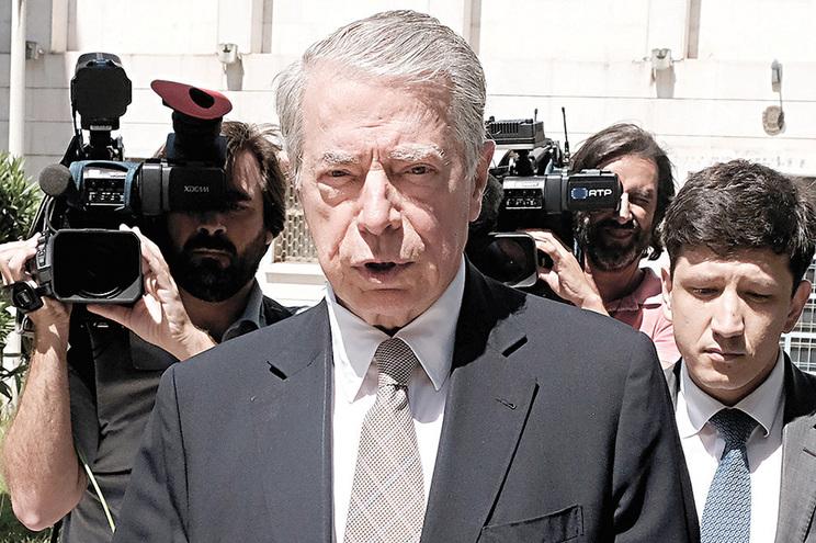 Salgado começa a ser julgado esta segunda-feira em processo separado do Marquês