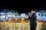 Andre Ventura na rentrée política do Chega em Almancil