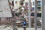 Desabamento de uma escola em construção em Antuérpia matou quatro trabalhadores portugueses