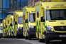 Ambulâncias de Londres não chegam para as encomendas
