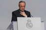 """""""A UEFA recebe 120 ou 130 milhões e nós dar-lhe-íamos 400"""", diz Florentino Pérez"""