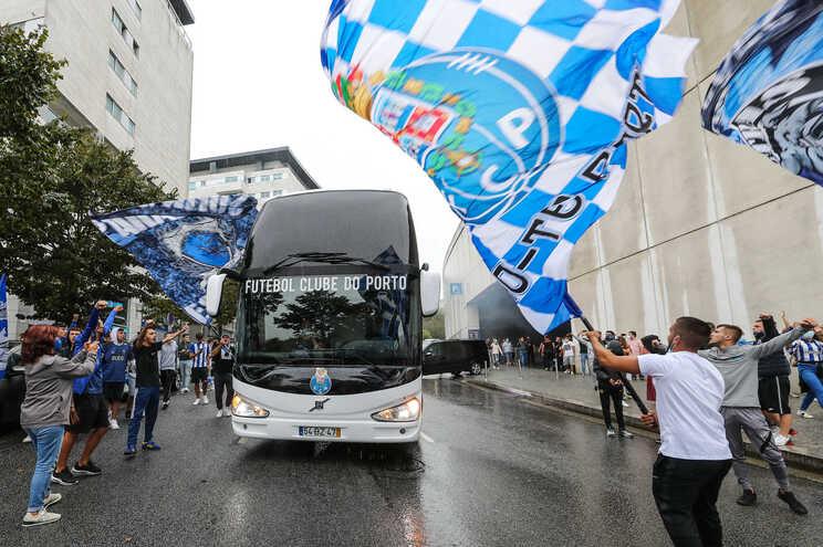 Os sócios do F. C. Porto poderão comprar o Bilhete de Época a partir de segunda-feira