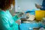 Viana do Castelo, 24/03/2021 -  Viana do Castelo inicio hoje a vacinação com a vacina Oxford/AstraZeneca