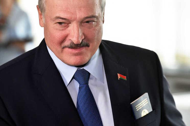 O presidente da Bielorrússia, Alexandr Lukashenko