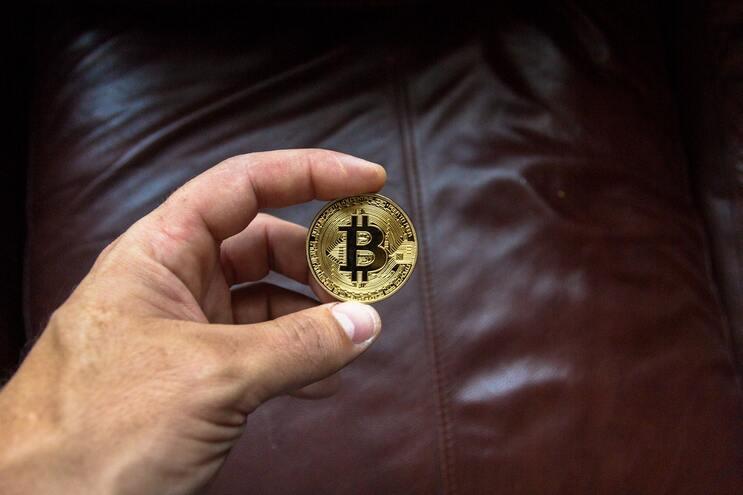 A bitcoin registou um máximo histórico em 14 de abril, quando alcançou os 64869 dólares