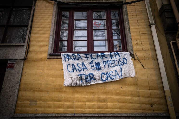 """Projeto """"Porto Sentido"""" quer reincluir 60 sem-abrigo até ao final de 2022"""