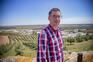 Igor Morais, um geólogo na região das minas em Aljustrel
