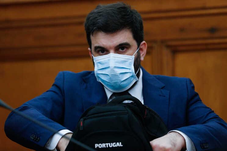 Ministro da Educação, Tiago Brandão Rodrigues