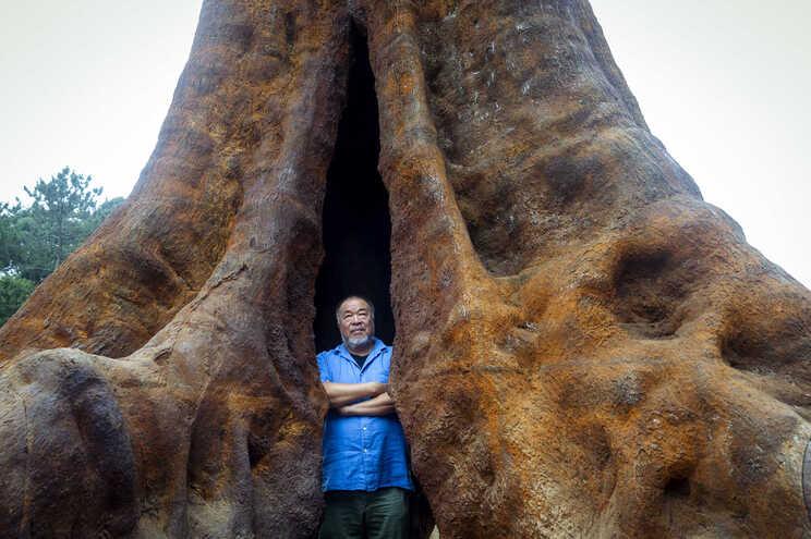 Ai Weiwei, artista e ativista chinês