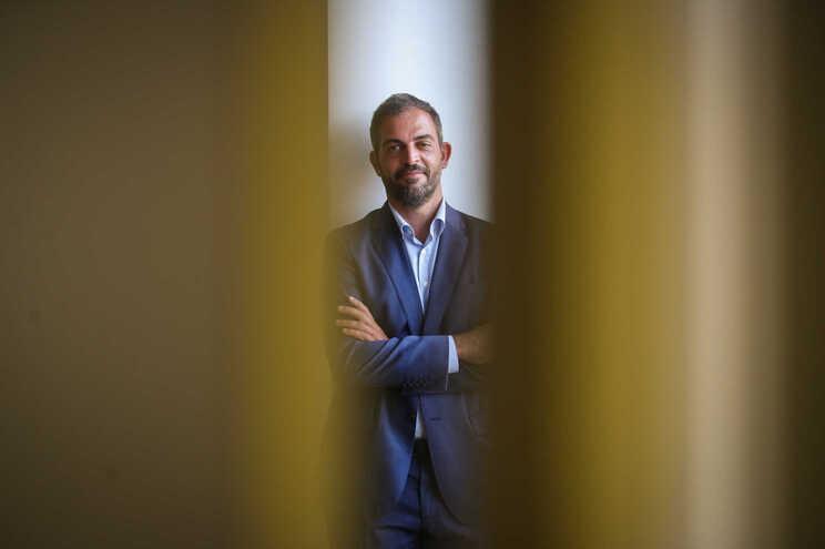 O secretário de Estado dos Assuntos Parlamentares, Duarte Cordeiro