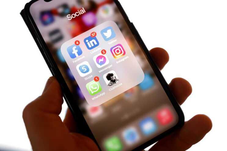 Nova rede social só funciona em telemóveis da Apple