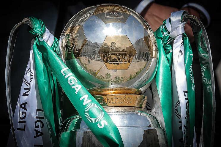 O Sporting é o atual campeão nacional
