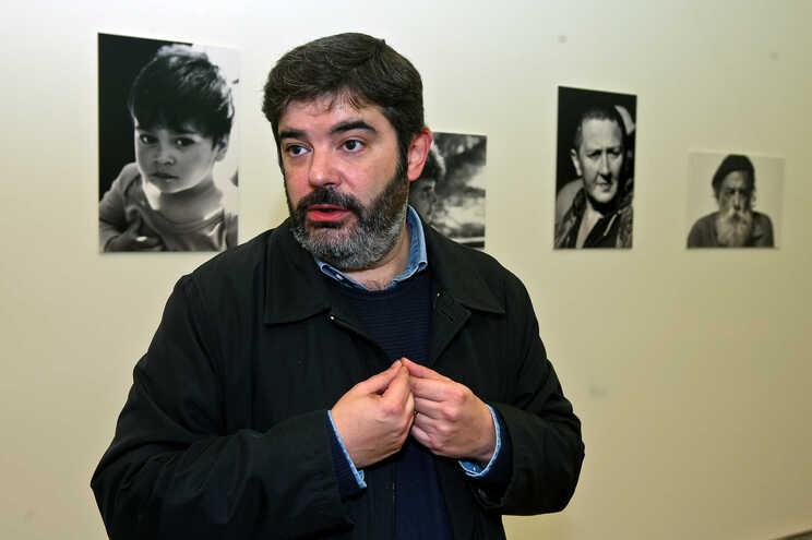 Sérgio Aires, candidato do Bloco de Esquerda à Câmara do Porto