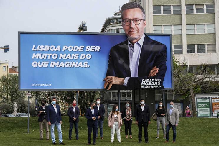 Carlos Moedas é o candidato do PSD à presidência da Câmara de Lisboa