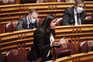 A deputada do PAN, Inês de Sousa Real, lembrou a morte do cidadão ucraniano, em março, nas instalações