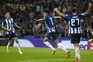 O onze do F. C. Porto para o jogo com o Tondela
