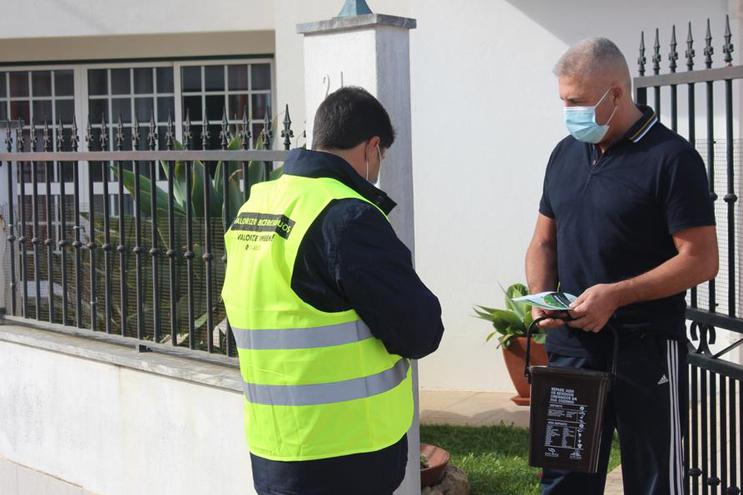 Câmara de Sintra arrancou, a 19 de outubro, com um projeto piloto de recolha de resíduos alimentares