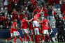 O Benfica defronta o Trofense