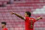 Rúben Dias, central do Benfica