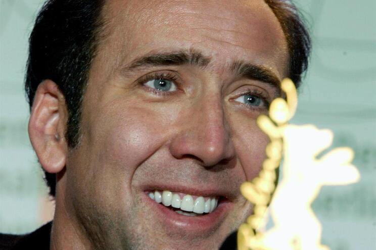 Nicolas Cage em 2003