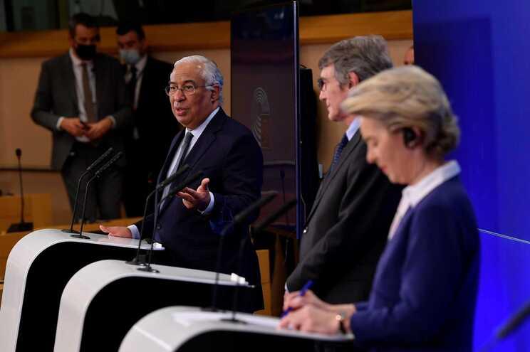 António Costa participa esta quarta-feira na cerimónia de assinatura da declaração conjunta que institui
