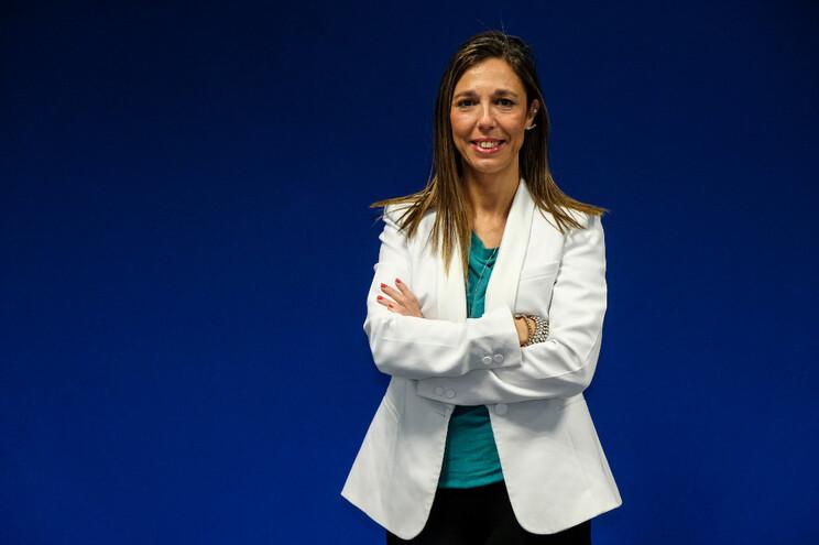 Ana Rita Cavaco, bastonária da Ordem dos Enfermeiros, expressou soldariedade a enfermeira infetada em