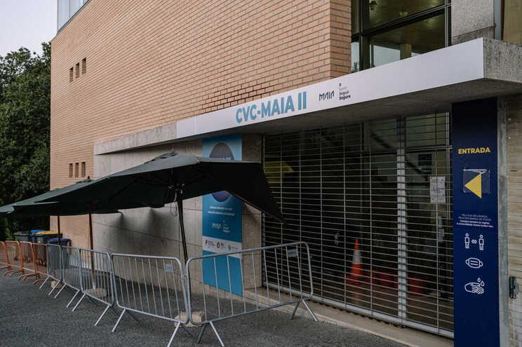 Centro de Vacinação de Gueifães, Maia
