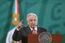 O presidente do México, Andrés Manuel López Obrador