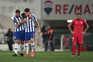 Barcelos, 06/03/2021 - O Gil Vicente Futebol Clube recebeu esta noite o Futebol Clube do Porto no Estádio
