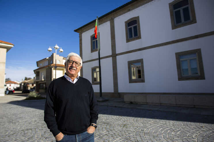 Orlando Alves, presidente da Câmara de Montalegre