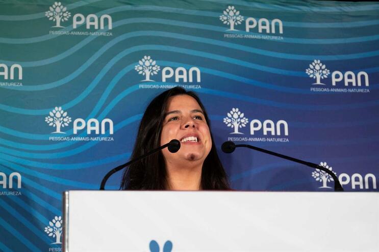 Inês Sousa Leal vai liderar bancada do PAN