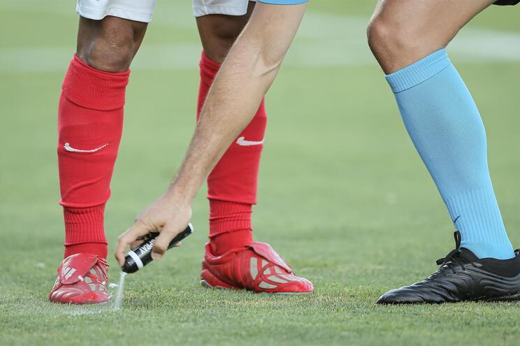 Final da Taça A. F. Porto com equipa de arbitragem 100% feminina