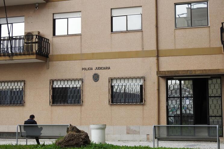 O suspeito já está detido na Polícia Judiciária de Braga
