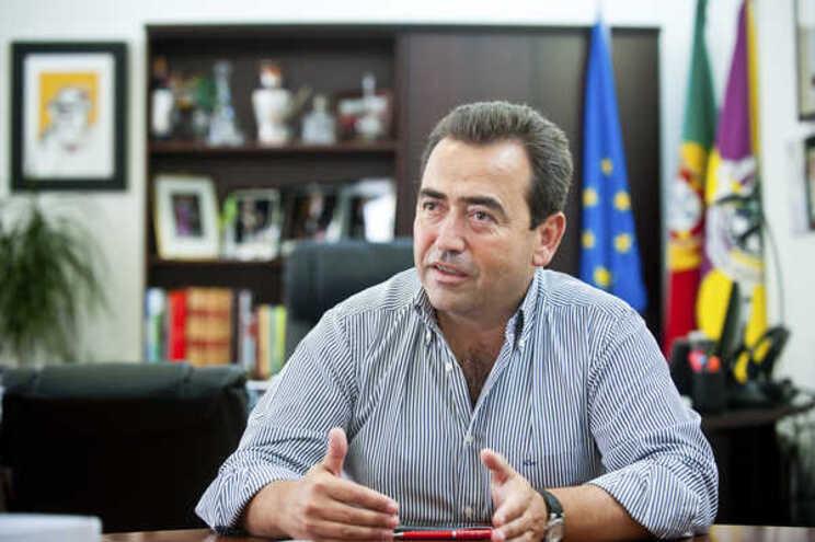 Presidente da Câmara de Reguengos de Monsaraz, José Calixto