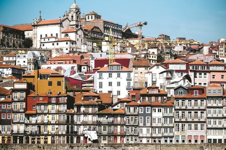 No Porto, o metro quadrado atingiu os 2142 euros no último trimestre do ano passado