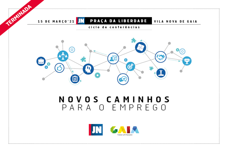 Webinar JN   C.M. V.N. Gaia -  Novos Caminhos para o Emprego