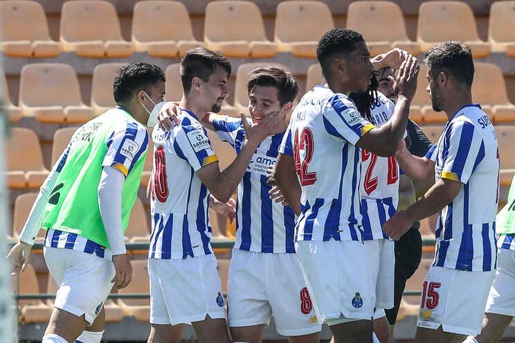 O F. C. Porto B venceu este domingo