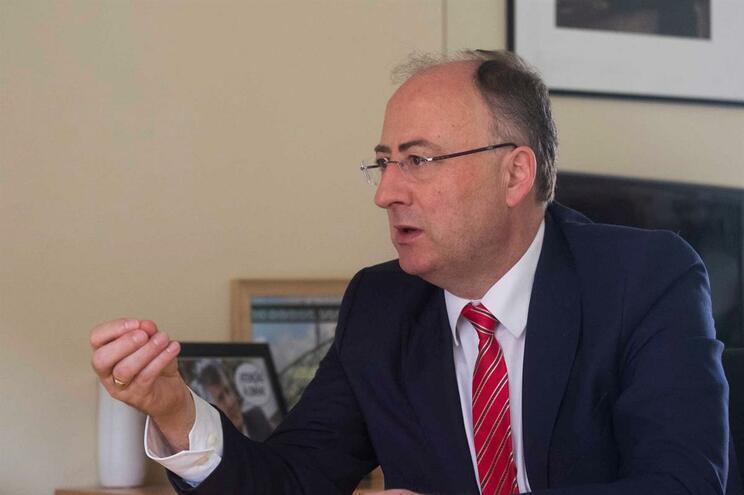 Eurodeputado José Manuel Fernandes